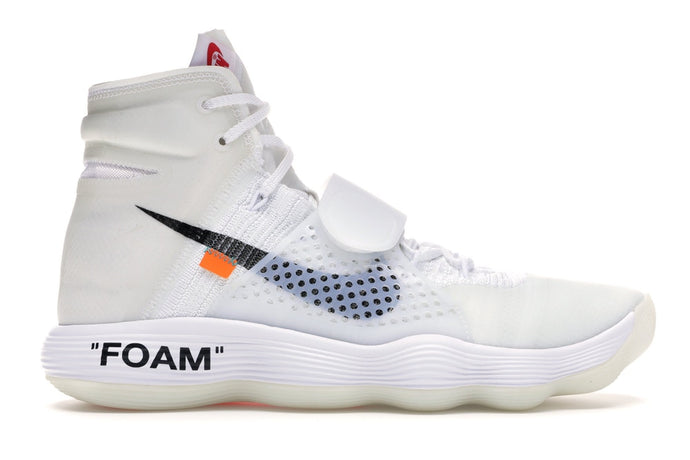 Nike React Hyperdunk 2017 Flyknit Off-White