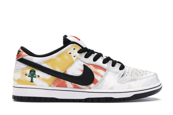 Nike SB Dunk Low Raygun Tie-Dye White