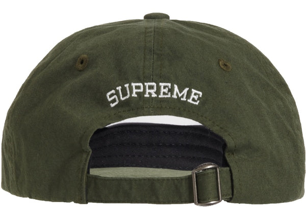 Supreme GORE-TEX S Logo 6-Panel Olive