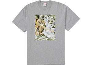 Supreme Bling Tee Heather Grey