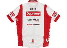 Load image into Gallery viewer, Supreme Castelli Cycling Jersey White