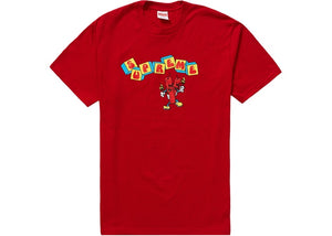Supreme DYNAMITE TEE RED