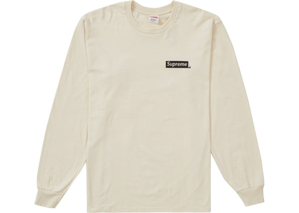 Supreme Sacred Unique L/S Tee Natural