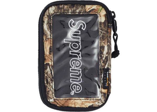 Supreme FW19 Small zip camo pouch