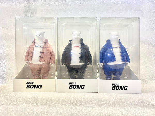 Bear Bong Clot Silk Pack Figure