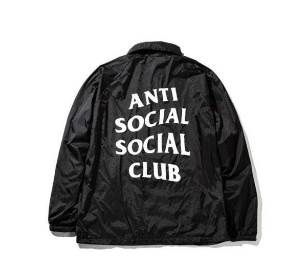 Anti Social Social Club Assc Coach Jacket