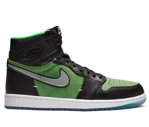 Jordan 1 High Retro Zoom Black Green