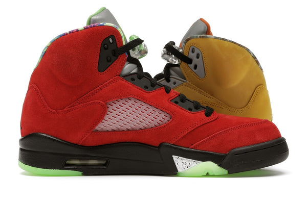 Jordan 5 Retro What The