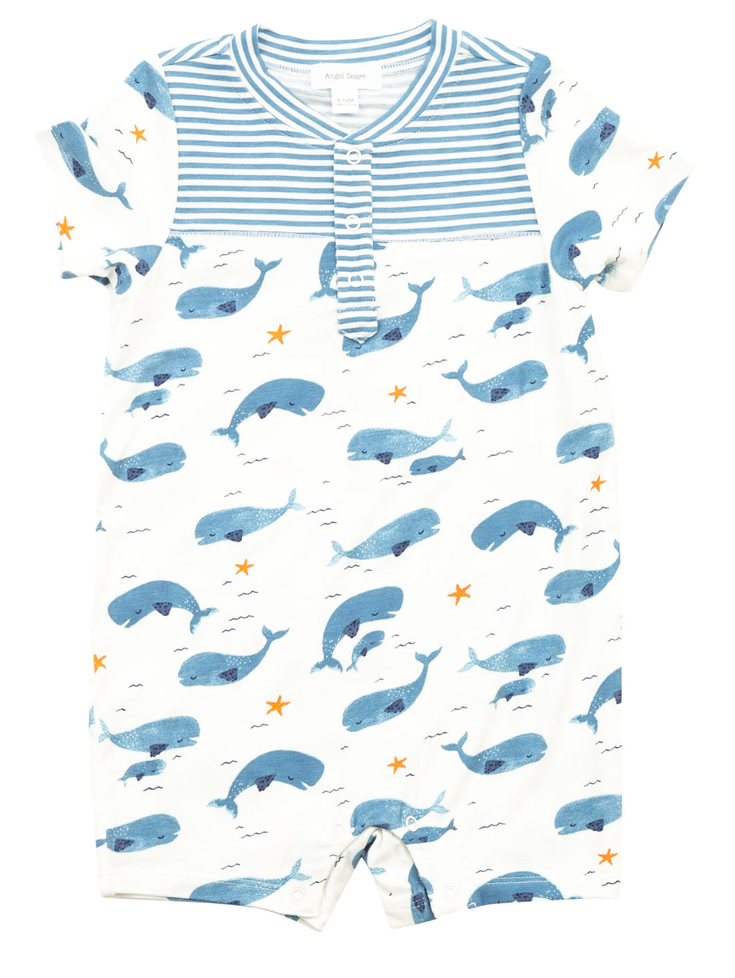 Angel Dear Whale Pod Henley Shortall