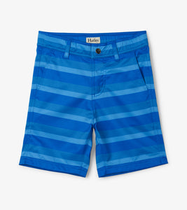 Hatley Blue Stripe Quick Dry Shorts