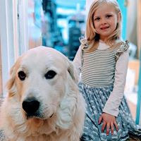 Load image into Gallery viewer, Mimi and Maggie Family Pets Dress