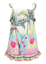 Load image into Gallery viewer, Baby Sara Flamingo Print Dress