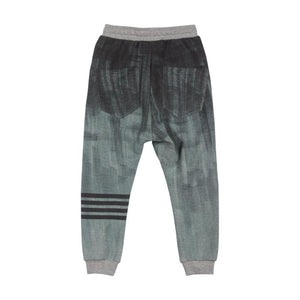 Paper Wings Trackies - Texta Ombre Charcoal