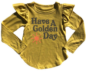 Rowdy Sprout Have a Golden Day Shirt