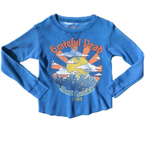 Rowdy Sprout Grateful Dead Burnout Thermal
