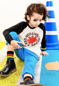 Rowdy Sprout Red Hot Chili Peppers Raglan Tee