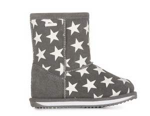 Starry Night Brumby Kids Wool Boot