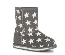 Load image into Gallery viewer, Starry Night Brumby Kids Wool Boot