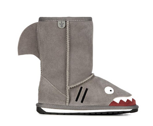EMU Shark Kids Deluxe Wool Boot