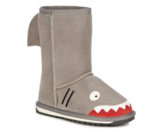 Load image into Gallery viewer, EMU Shark Kids Deluxe Wool Boot