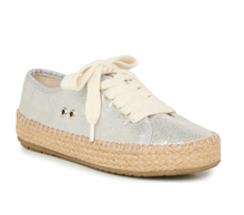 Load image into Gallery viewer, EMU Argonis Metallic Kids Espadrilles