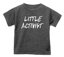 Load image into Gallery viewer, Love Bubby Little Activist Tee