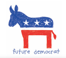 Load image into Gallery viewer, Vote Collection- Future Democrat