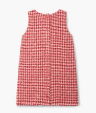 Load image into Gallery viewer, Hatley Holiday Herringbone Dress