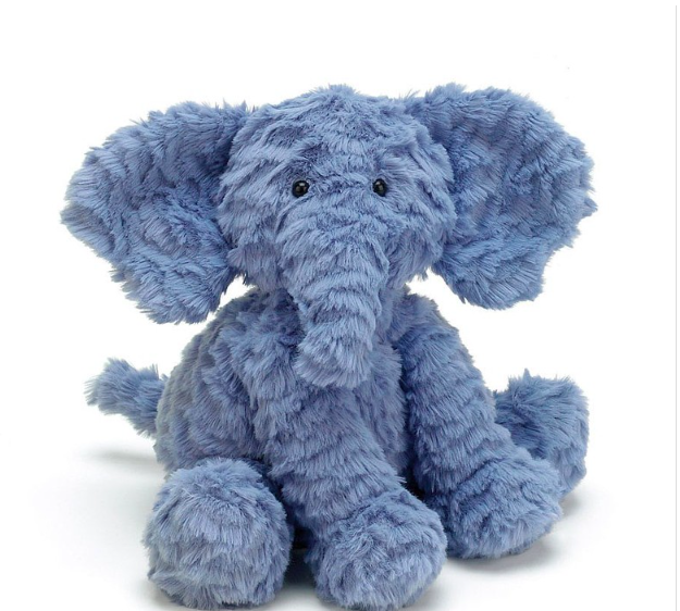 Fuddlewuddle Elephant- Medium- JellyCat