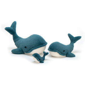Wally Whale Jellycat