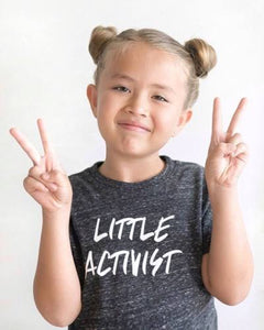 Love Bubby Little Activist Tee