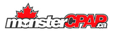 MonsterCPAP logo