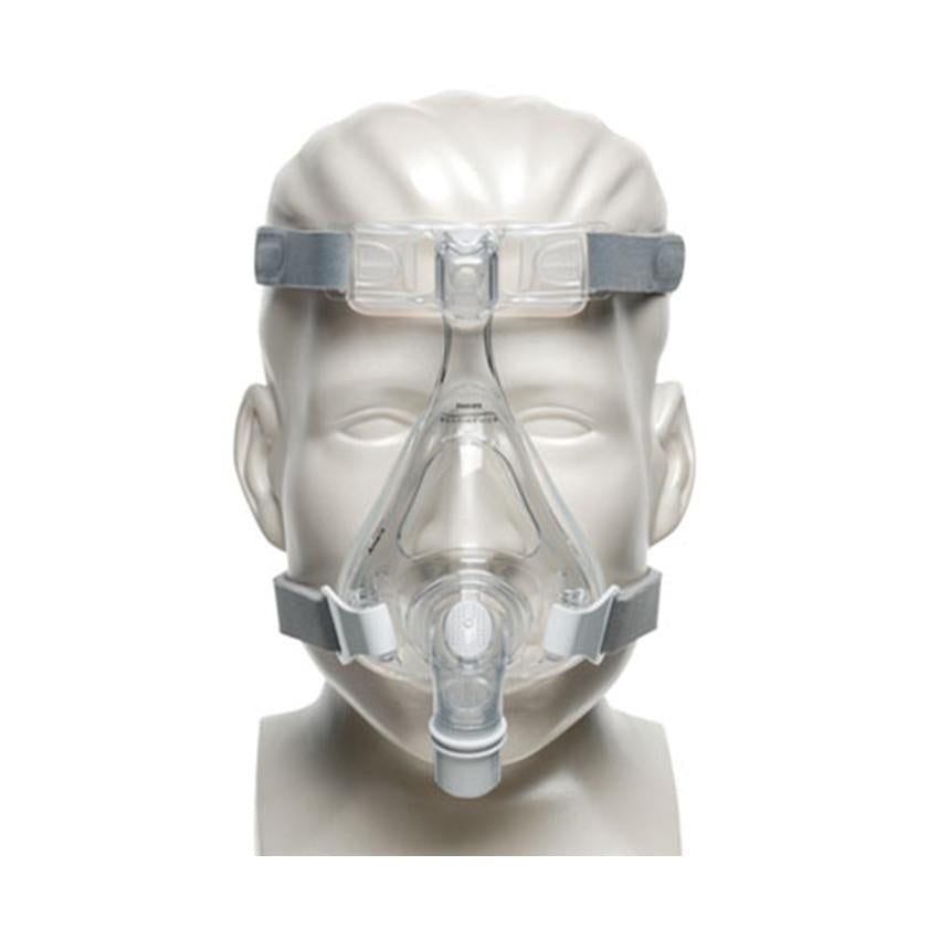 Amara Silicone Full Face Mask - MonsterCPAP