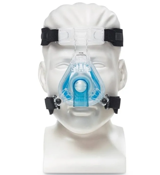 Comfort Gel Blue Nasal Mask - MonsterCPAP