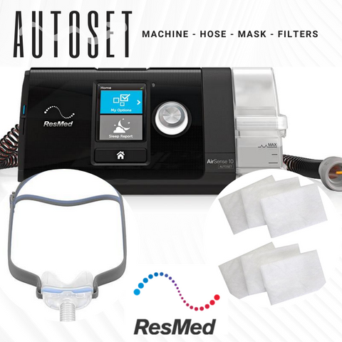 AirSense 10 Auto Value Pack
