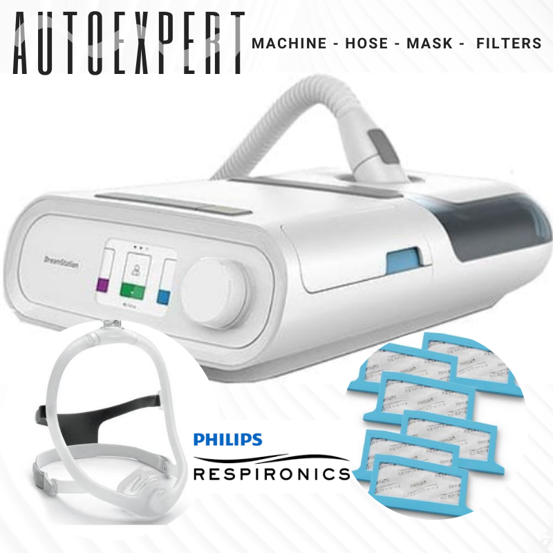 DreamStation Auto Expert Value Pack - MonsterCPAP.ca