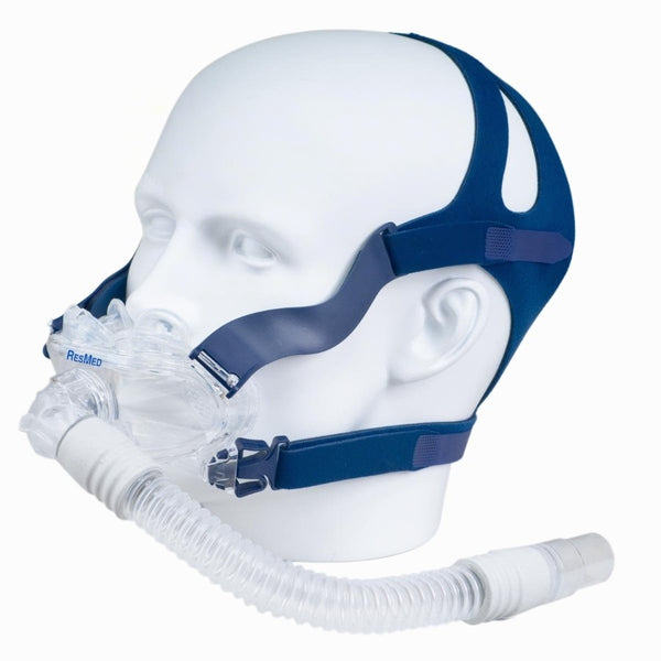 Mirage Liberty Full Face Mask - MonsterCPAP.ca