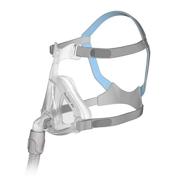 ResMed Quattro Air Full Face CPAP Mask - MonsterCPAP
