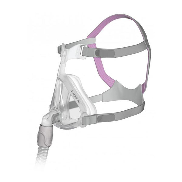 ResMed Quattro Air for Her Full Face CPAP Mask - MonsterCPAP