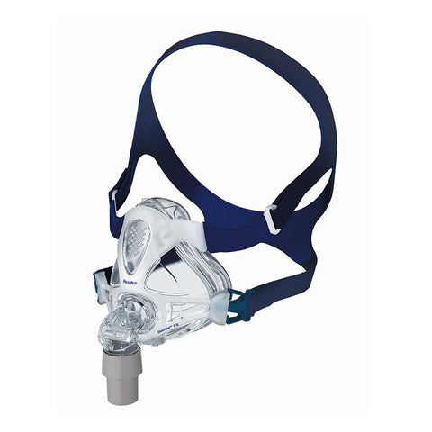 Quattro FX Full Face Mask - MonsterCPAP