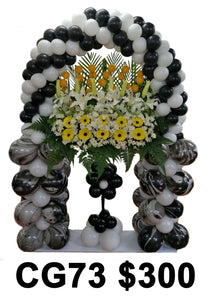 Condolence Wreath CG73