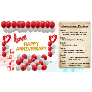 HAPPY ANNIVERSARY PACKAGE