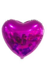 Load image into Gallery viewer, 24 INCH HEART SHAPED FOIL