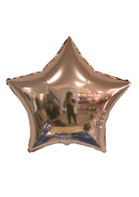 Load image into Gallery viewer, 24 INCH STAR SHAPED FOIL
