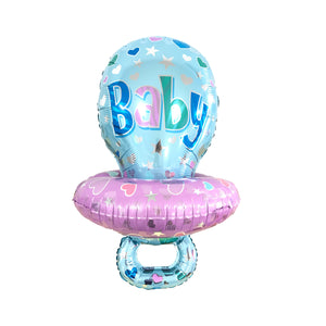 "28"" BABY BOY/GIRL PACIFIER FOIL"