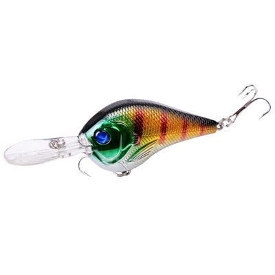 Crank Fishing Lure 9.5cm 11g Swimbait Crankbait