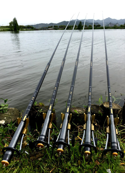 Telescopic Fishing Rod High Carbon