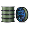 Mini 100M 4 Strands Pe Fishing Line  Braided Mix Color Spot Line