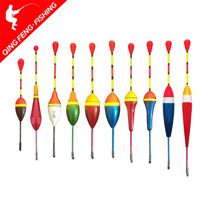 Fishing Floats Set Buoy Bobber Fishing Light Stick