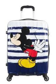 AMERICAN TOURISTER Mickey Kiss